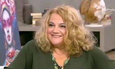 Ελένη Καστάνη: Το «μαύρο» στο Mega και η σχέση με τον γιο της