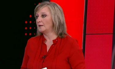 Ηρώ Καριοφύλλη: Σοβαρό τροχαίο για τη δημοσιογράφο - Έπεσε σε χαράδρα