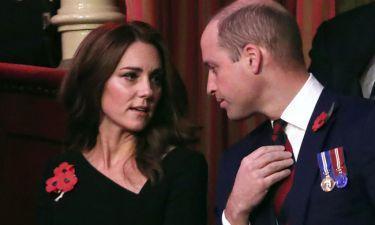 Δεν έκρυψε τη θλίψη της η Kate Middleton στην επανένωση με την Meghan Markle (pics & video)