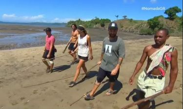 Nomads 2: Οι «Εισβολείς» έχουν μπει στο κλίμα! Δείτε τι έκαναν στη σαβάνα!