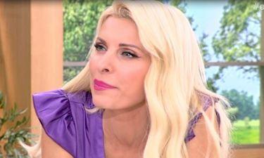 Απίστευτες ατάκες στην Ελένη: Η έρευνα περί μεγέθους που τρέλανε την παρουσιάστρια