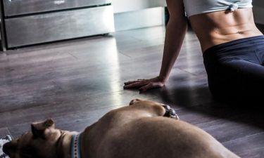 Τα 8 λεπτά training για τους πιο καλογυμνασμένους κοιλιακούς
