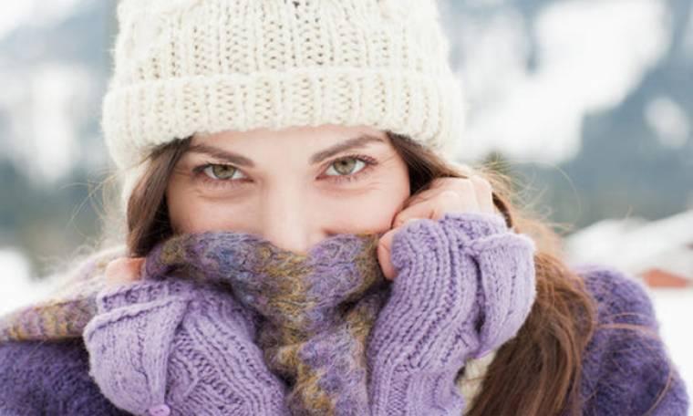 12 λόγοι που τον χειμώνα γερνάμε πιο γρήγορα (εικόνες)