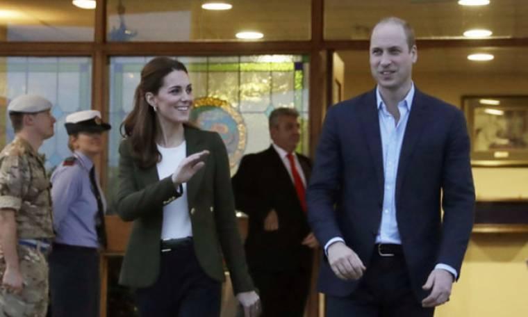 Το αστείο σχόλιο του πρίγκιπα William για την Kate Middleton δεν έγινε άδικα viral