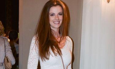 Κωνσταντίνα Κλαψινού: Διαψεύδει την σχέση της με τον Γιώργο Κιμούλη