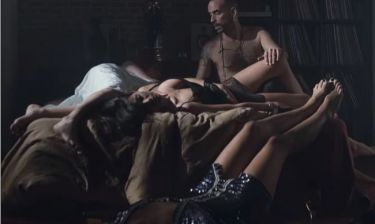 Τα κορίτσια του «My Style Rocks» σε αισθησιακές στιγμές με τον Μουζουράκη στο νέο του βίντεο κλιπ