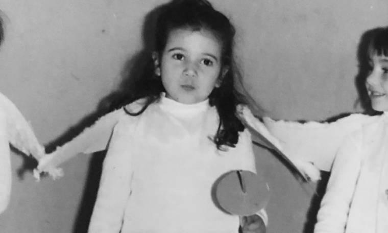 Ντυμένη αγγελάκι σε σχολική γιορτή Ελληνίδα πρωταγωνίστρια:«Ήμουν αγγελάκι με νεύρα»