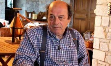 Μανούσος Μανουσάκης: Στο Παρίσι για τα γυρίσματα της νέας του παραγωγής