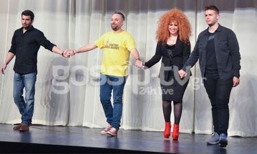 «Οι Έξαλλοι» έκαναν πρεμιέρα στο θέατρο Αθηνά - Οι επώνυμοι που έδωσαν το παρών!