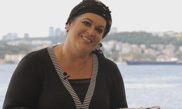 Μαρία Εκμεκτσίογλου: «Μου αρέσει να είμαι γυναίκα στο σπίτι»