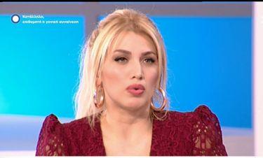 Σπυροπούλου για Κοτσοβό:«Πίστευα ότι θα παντρευτώ.Ο άνθρωπος με το μπλουζάκι που έγινε viral ήταν..»