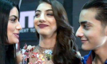 GNTM: Τι λένε για πρώτη φορά τα αδέλφια της Καζαριάν για τη νίκη της (vid)