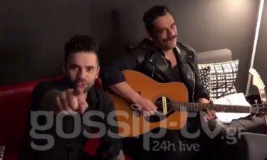 Οι Onirama εύχονται «Καλή Χρονιά» στο gossip-tv.gr (βίντεο)