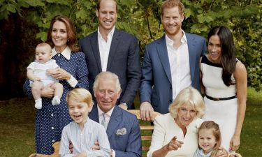 H Kate Middleton μόλις αποκάλυψε πώς ο George και η Charlotte έσπασαν το βασιλικό πρωτόκολλο