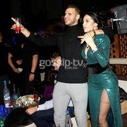 Θεοδωροπούλου-Ταχτσίδης: Διασκέδασαν στον Βέρτη και έβγαλαν selfie