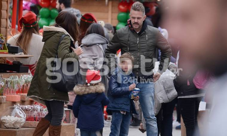 Λούλης-Κόλιανδρη: Ευτυχισμένες οικογενειακές στιγμές με τα παιδιά τους!