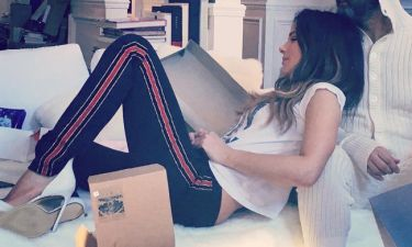 H ηθοποιός αναφέρθηκε στη σχέση της με τον πρώην της Ariana Grande  με τον πιο παράξενο τρόπο