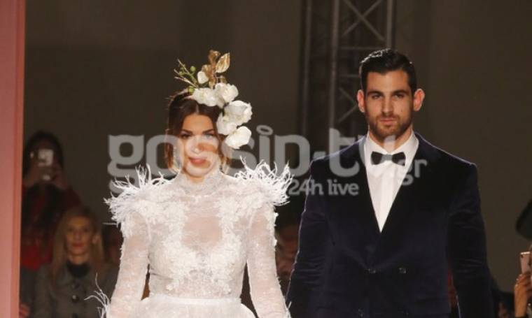 """Λαμπερό bridal show: """"Complice by Stalo Theodorou """" στο Ζάππειο Μέγαρο"""