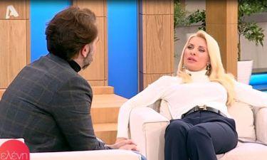 «Τέζα» η Ελένη με τη δήλωση του Φάνη Μουρατίδη! «Όχι ρε θα με τρελάνεις;»