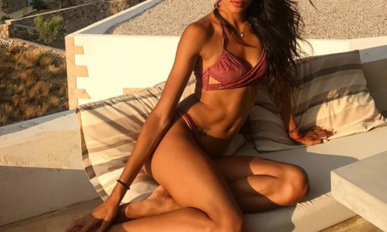 Αυτή είναι η ομορφότερη Ελληνίδα αθλήτρια. Τύφλα να χει η Αλεσάντρα Αμπρόσιο