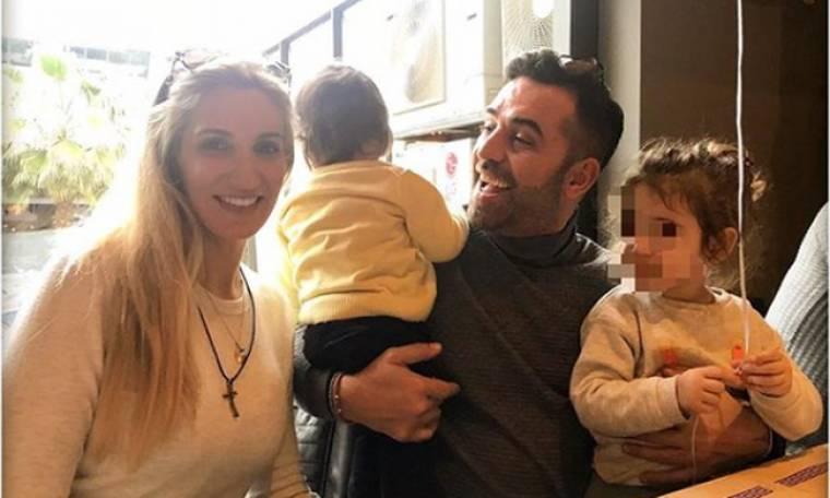 Στέφανος Κωνσταντινίδης: Οι τρυφερές στιγμές με την οικογένειά του!