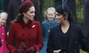 Το μυστικό που φυλάει η Meghan Markle έχει σχέση με την Kate, και δεν το φαντάζεσαι
