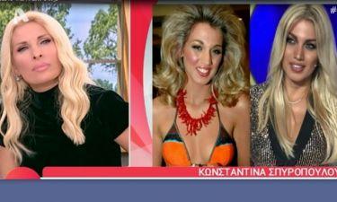 Ελένη: Το πριν και το μετά της Σπυροπούλου και το υπονοούμενο για πλαστική επέμβαση στο πρόσωπο!