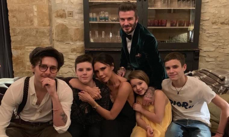 David-Victoria Beckham: Βάζουν τους followers τους στο «παλάτι» τους