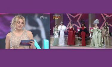 My style rocks Gala: Αυτή είναι μεγάλη νικήτρια που φόρεσε το στέμμα!
