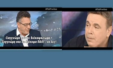 Λιδάκης: Η αποκάλυψη για συνάδερφό του που θα συζητηθεί – O απίστευτος διάλογος παρουσιαστών της ΕΡΤ