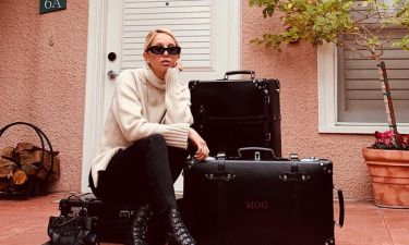 Η Μαρία- Ολυμπία είναι περιζήτητη στον κόσμο της μόδας