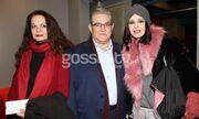 Κούρκουλος-Δημητροπούλου: Τυχαία συνάντηση μετά τον χωρισμό τους!