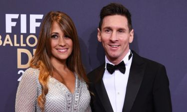 H σύζυγος του Lionel Messi εκφράζει τον έρωτά της για εκείνον στο Instagram!