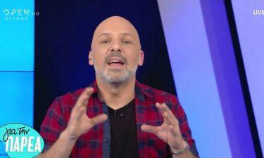 Νίκος Μουτσινάς: Δέχτηκε πρόταση να είναι στην κριτική επιτροπή του X-Factor