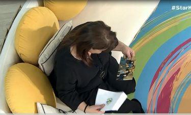 Μαρία Φιλίππου: Δάκρυσε η ηθοποιός όταν άνοιξε το φάκελο και...