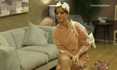 «The 2night show»: Τραϊάνα Ανανία: Η αντίδρασή της όταν την τρόλαραν για τον Παπαδόπουλο