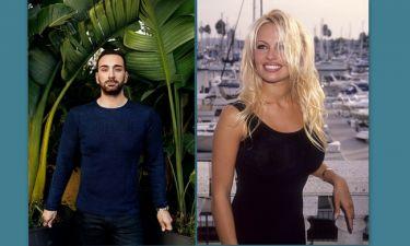 Η Pamela Anderson «προειδοποιεί» τον Κοκλώνη για την άφιξή της