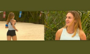 Survivor: Η είσοδος της Κατερίνας Δαλάκα και η αντίδραση των παικτών!
