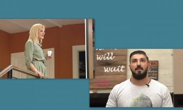 Power of Love: Έτοιμο να εκραγεί το σπίτι-Τσακωμός Έλενας και Παύλου