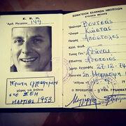 Δεν φαντάζεστε τι ξέθαψε ο Κώστας Βουτσάς από τα συρτάρια του!