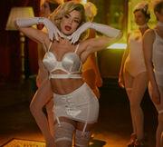 Josephine: Η σέξι «μεταμόρφωση» σε Marilyn Monroe! (photos & video)