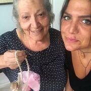 Δανάη Μπάρκα: Η συγκινητική ανάρτηση της κόρης της Βίκυς Σταυροπούλου για τη γιαγιά της