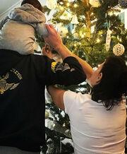 Μαρίνα Ασλανογλου: Γιορτάζει τα πρώτα γενέθλια του γιου της (Photos)