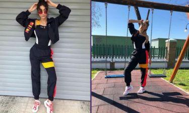 Ευαγγελία Αραβανή - Ειρήνη Καζαριάν: Ποζάρουν με τα ίδια ρούχα στο Instagram με διαφορά... ημερών
