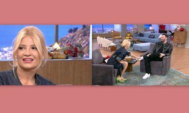 Η Σκορδά διέκοψε την συνέντευξη με τον Γιώργο Παπαδόπουλο on air! Τι συνέβη;