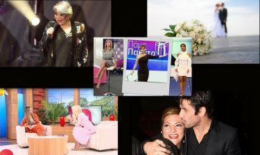 Η επέμβαση της Μαρινέλλας, η αυστηρή κριτική στην Χατζηβασιλείου και ο γάμος στη showbiz