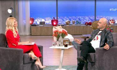 Λεωνίδας Μαράκης: Δεν πάει ο νους σας τι ρώτησε η Σκορδά τον πρωταγωνιστή του «Πέτα τη Φριτέζα»