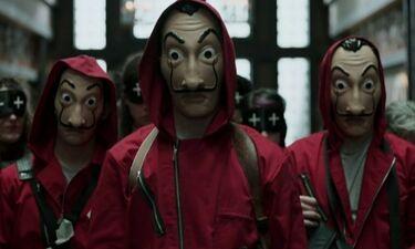 La Casa de Papel 3: Δείτε το τρέιλερ αλλά και πότε επιστρέφει η δημοφιλής σειρά