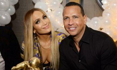 Ο A-Rod ανέβασε τον σέξι χορό της Jennifer Lopez και το πραγματικό της κορμί δεν κρύβεται πλέον