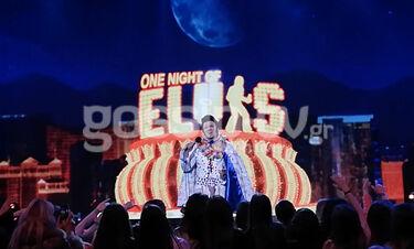 YFSF: Συγκινητικός για ακόμη μια φορά ο Αγγέλου ως Elvis Presley
